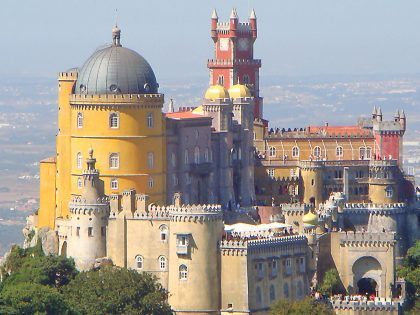 Tour Sintra Cascais – A true fairy tale