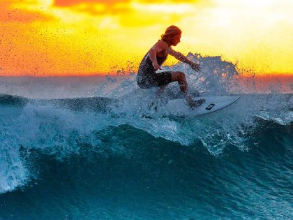 Aventure-se no Surf